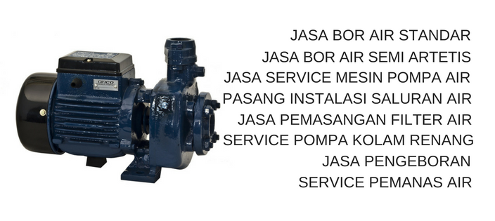 jasa service pompa air jakarta selatan
