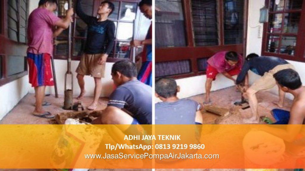 Layanan Siap Tanggap, Service Pompa Air 24 Jam di Jakarta