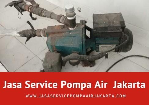 Jasa service pompa air jakarta